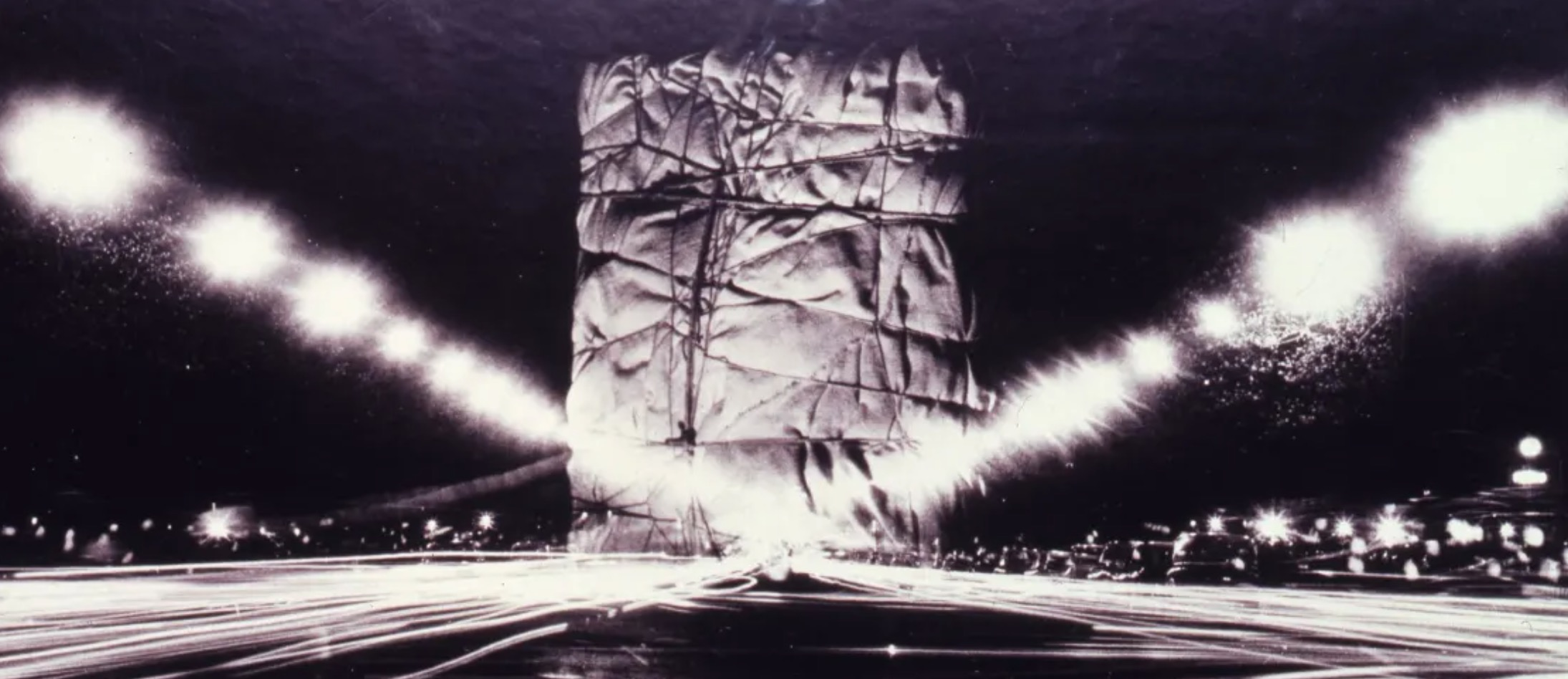 Exhibition 22Christo Et Jeanne Claude Paris