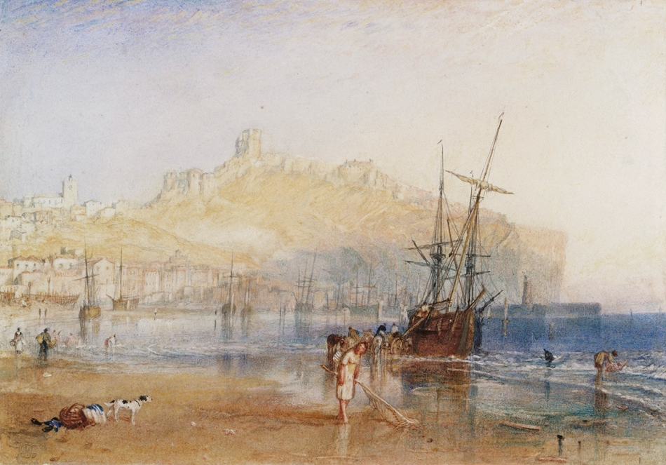 TURNER, PAINTINGS AND WATERCOLOURS FROM THE TATE